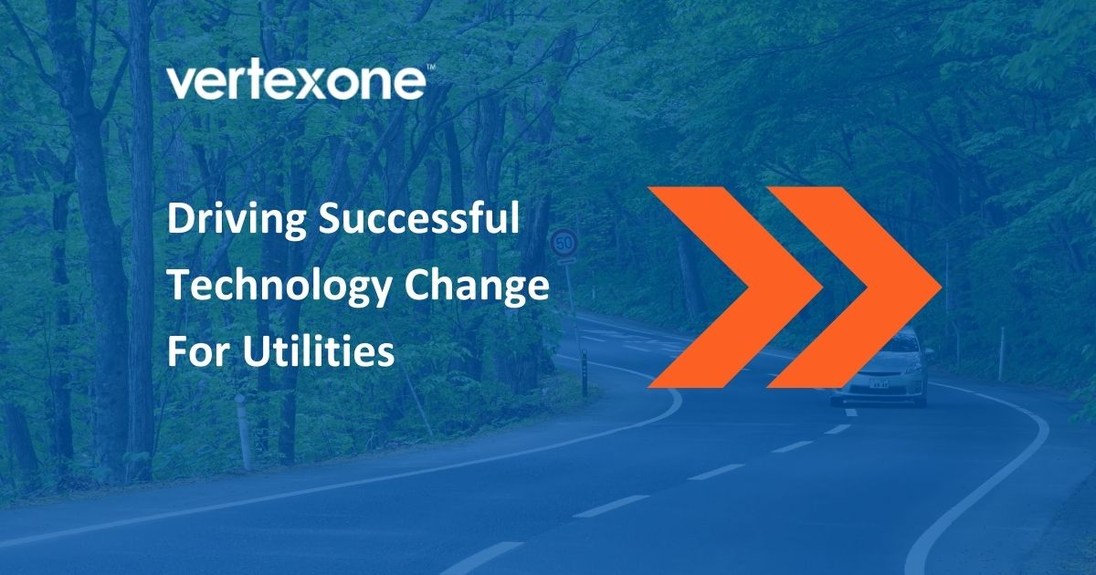 Driving Successful Technology Change for Utilities Blog Image