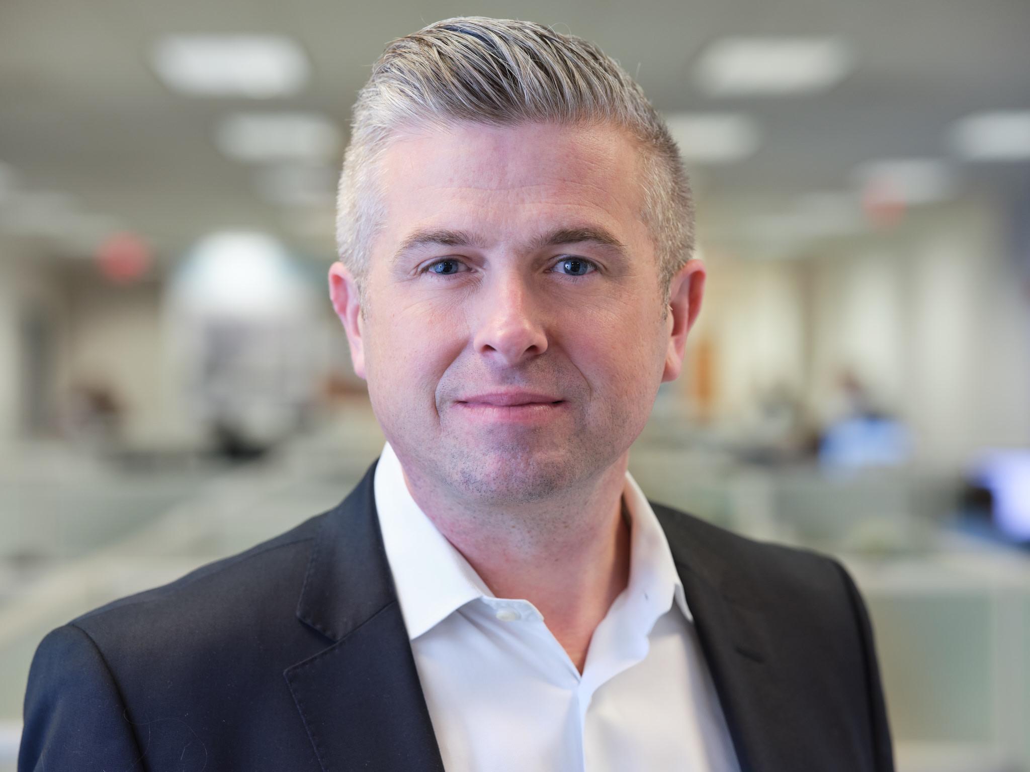 Andrew Jornod CEO VertexOne