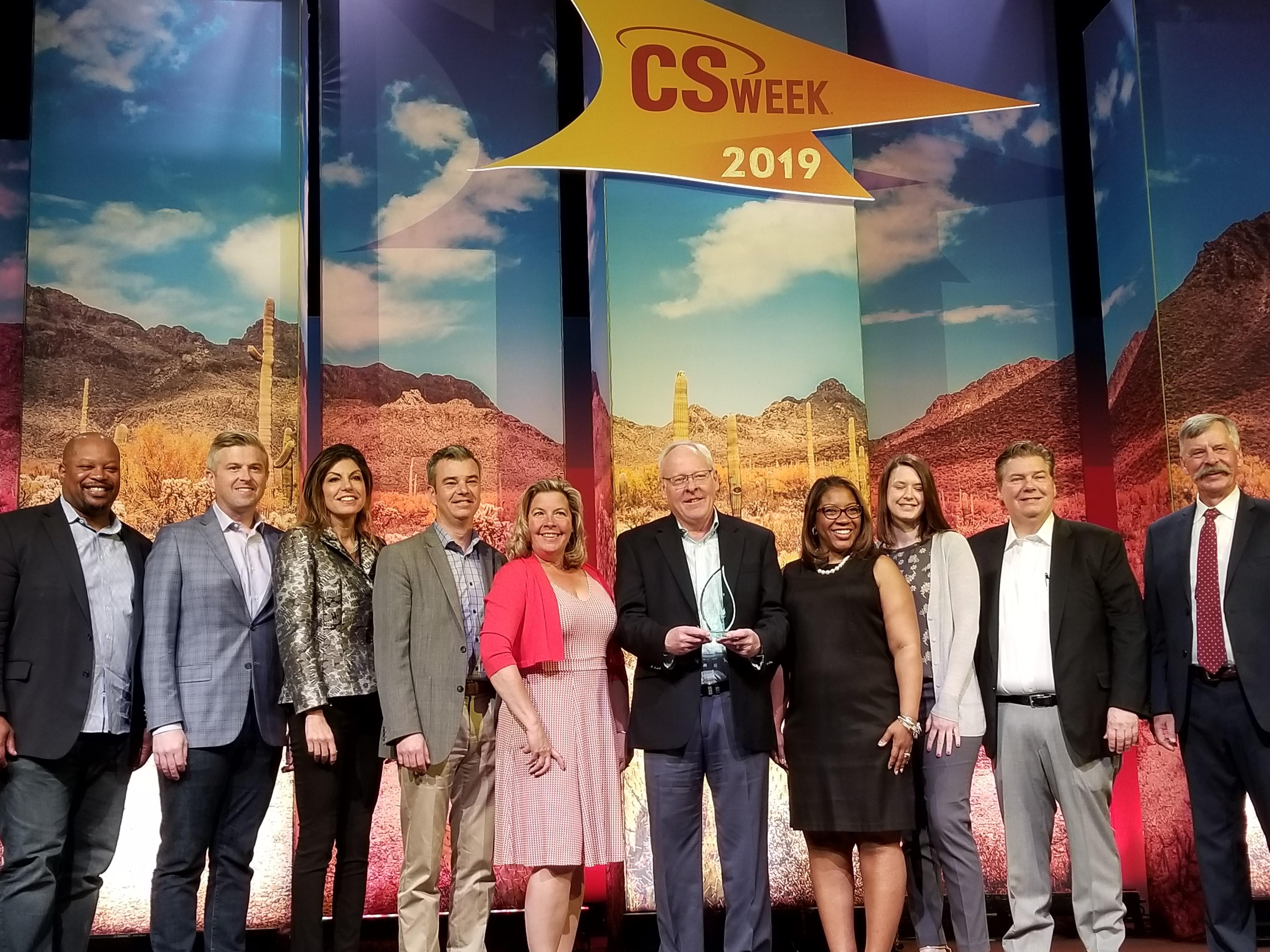 CS Week award