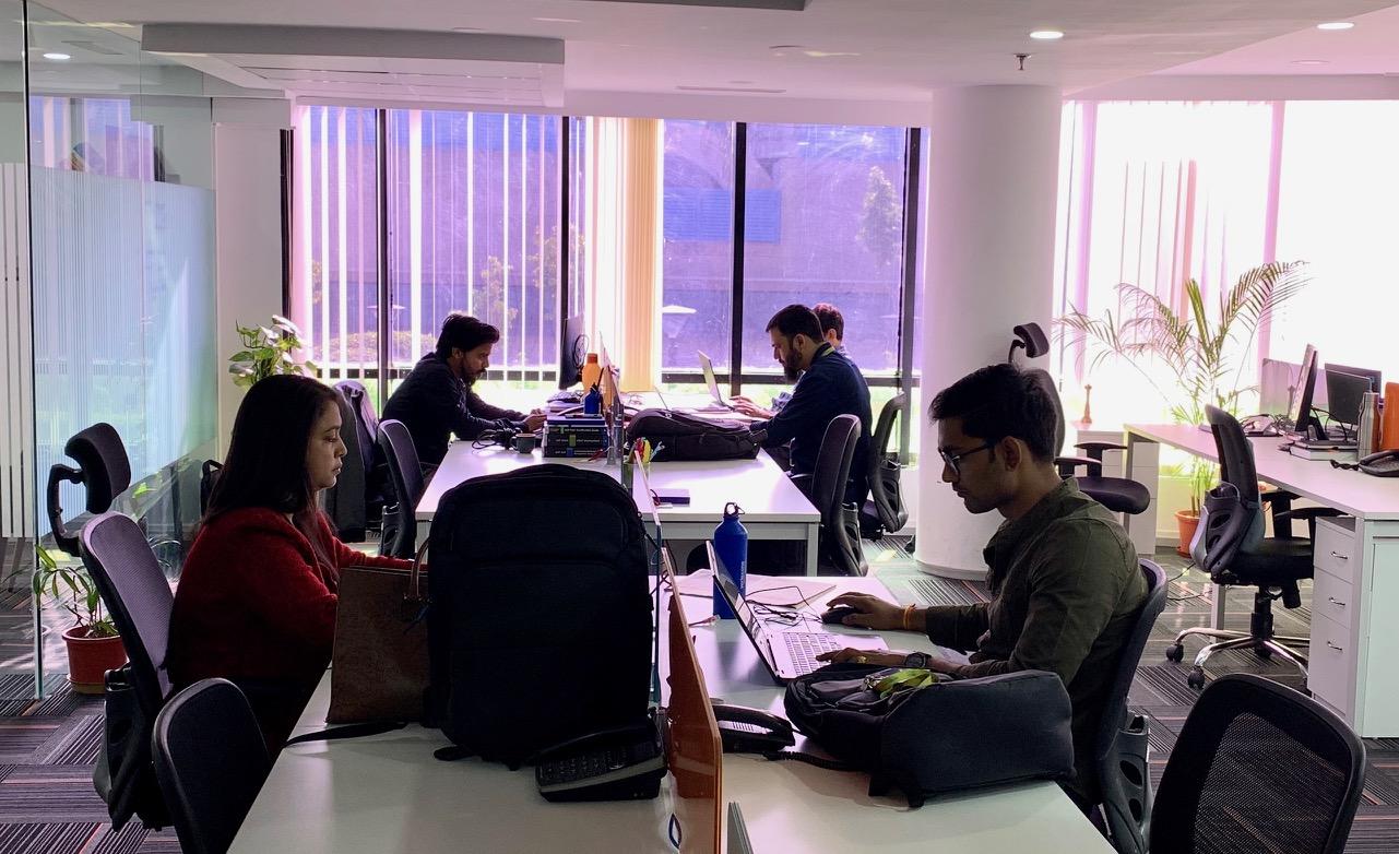 VertexOne India office